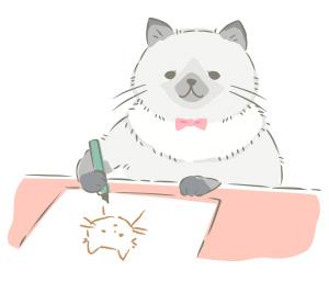 ゆるい猫3